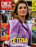 Diez Minutos Magazine [Spain] (21 October 2009)