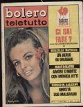 Bolero Film Magazine [Italy] (31 August 1969)