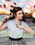 Lena Dunham on the cover of Asos (United States) - November 2012
