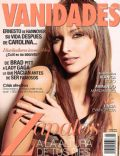 Blanca Soto on the cover of Vanidades (Puerto Rico) - February 2014