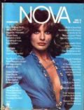 Raquel Welch on the cover of Nova (Brazil) - April 1976
