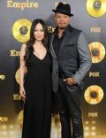 Mira Pak and Terrence Howard