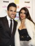 Cesc Fabregas and Daniella Seeman
