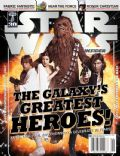 Harrison Ford on the cover of Star Wars Insider (United States) - January 2008