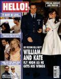 Hello! Magazine [United Kingdom] (22 April 2008)