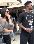 Shay Mitchell and Jimmy Butler