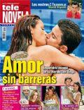 Carlos Guillermo Haydon, Corazón apasionado, Dayana Garroz on the cover of Tele Novela (Spain) - June 2012