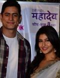 Mohit Raina and Sonarika Bhadoria