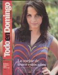 Todo En Domingo Magazine [Venezuela] (26 October 2008)