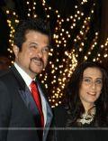 Anil Kapoor and Sunita Bhambhani