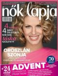Nõk Lapja Magazine [Hungary] (24 November 2010)