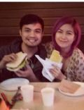 Victor Asuncion and Yeng Constantino