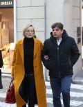 Sharon Stone and Enzo Cursio