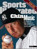 Roger Clemens on the cover of Sports Illustrated (United States) - March 1999