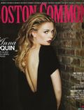 Anna Paquin on the cover of Boston Common (United States) - December 2007