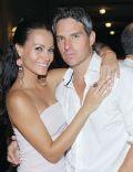 Ramiro Fumazoni and Jessica Mas