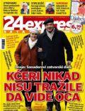 24 Sata Express Magazine [Croatia] (11 November 2011)