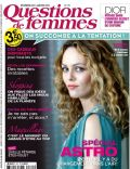 Questions De Femmes Magazine [France] (January 2012)