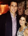 Brady Quinn and Alicia Sacramone