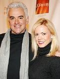 John O'Hurley and Lisa Mesloh