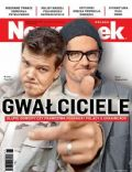 Kuba Wojewodzki, Michal Figurski on the cover of Newsweek (Poland) - May 2012