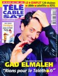 Télé Cable Satellite Magazine [France] (26 November 2011)