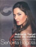 Carrusel Magazine [Colombia] (29 June 2007)