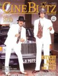Amitabh Bachchan, Anil Kapoor on the cover of Cineblitz (India) - April 2011