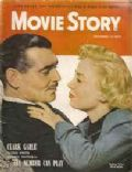 Tyrone Power on the cover of Movie Story (United States) - September 1949