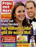 Frau Mit Herz Magazine [Germany] (16 April 2012)