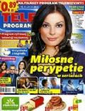 Katarzyna Glinka on the cover of Tele Program (Poland) - November 2013