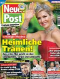 Princess Máxima of the Netherlands on the cover of Neue Post (Germany) - June 2014