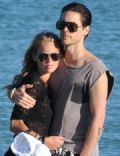 Jared Leto and Katharina Damm