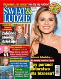 Natasza Urbanska on the cover of Swiat and Ludzie (Poland) - May 2013