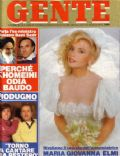 Gente Magazine [Italy] (19 December 1986)