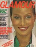Beverly Johnson on the cover of Glamour (United States) - January 1979