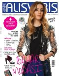 Ozge Ulusoy on the cover of Keyifli Alisveris (Turkey) - March 2014