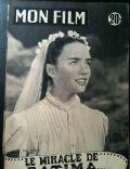 Mon Film Magazine [France] (3 December 1953)