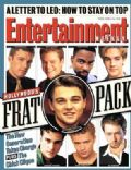 on the cover of Entertainment Weekly (United States) - May 1998
