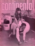 Continental Film Review Magazine [United Kingdom] (August 1969)