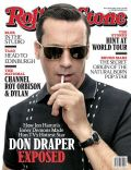 Jon Hamm on the cover of Rolling Stone (India) - May 2013