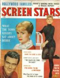 Debbie Reynolds on the cover of Screen Stars (United States) - June 1961