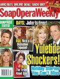 Soap Opera Weekly Magazine [United States] (27 December 2011)