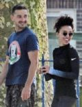 Shia LaBeouf and FKA Twigs