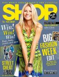 Gwyneth Paltrow on the cover of Shop Til You Drop (Australia) - April 2014