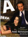 anna Magazine [Italy] (4 October 2007)