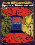 on the cover of Sports Illustrated (United States) - October 1967