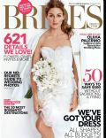Olivia Palermo on the cover of Brides (United Kingdom) - June 2014