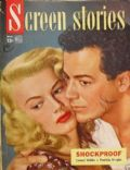 Patricia Knight on the cover of Screen Stories (United States) - March 1949