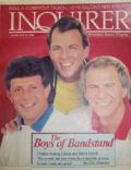 Bobby Rydell, Fabian, Frankie Avalon on the cover of Other (United States) - February 1986